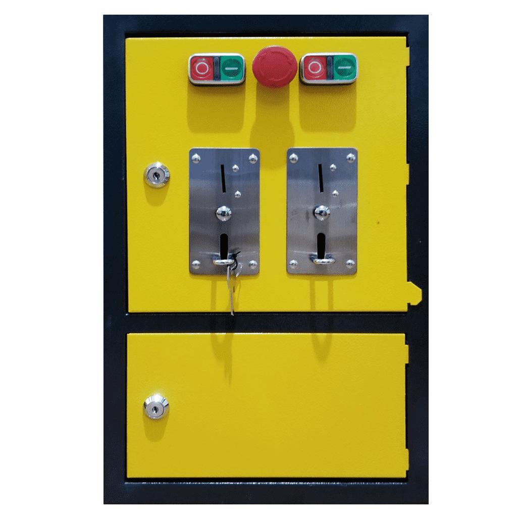 parali yikama makinesi panosu 1 - Yıkama Makinesi Paralı Kumanda Paneli